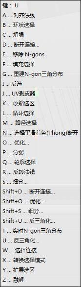CINEMA 4D入门 (2):C4D基础快捷键必备 - R站|学习使我快乐! - 4