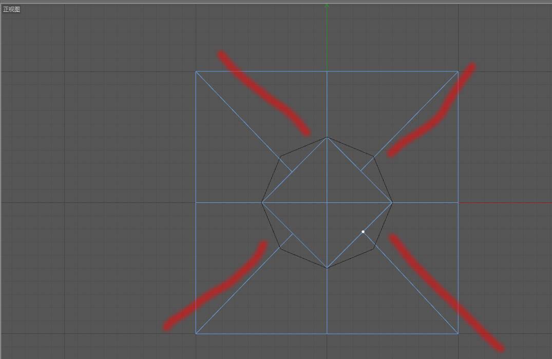 CINEMA 4D入门 (3):C4D细分曲面 建模  开孔洞技巧 之一 - R站|学习使我快乐! - 4