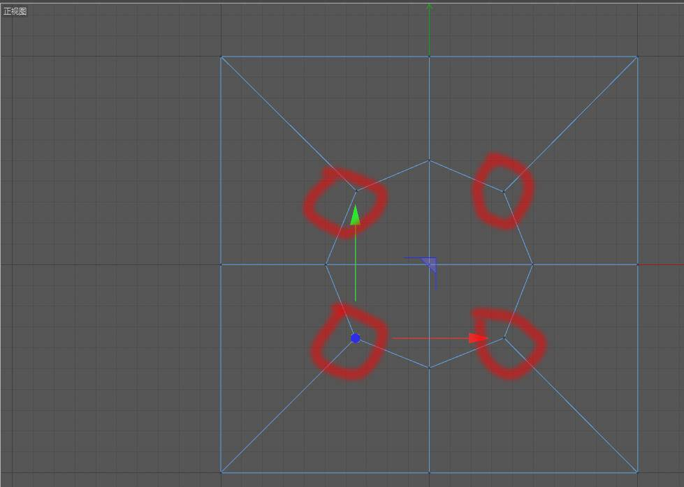 CINEMA 4D入门 (3):C4D细分曲面 建模  开孔洞技巧 之一 - R站|学习使我快乐! - 5