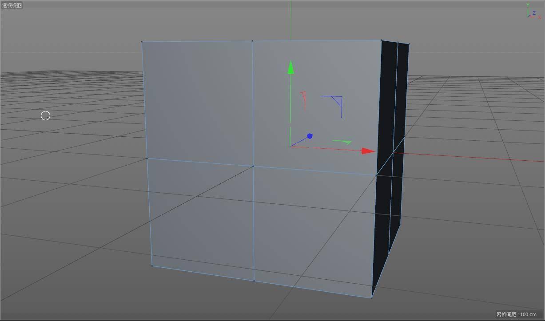 CINEMA 4D入门 (4):C4D细分曲面 建模  开孔洞技巧 之二 - R站|学习使我快乐! - 1