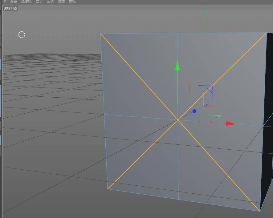 CINEMA 4D入门 (4):C4D细分曲面 建模  开孔洞技巧 之二 - R站|学习使我快乐! - 2