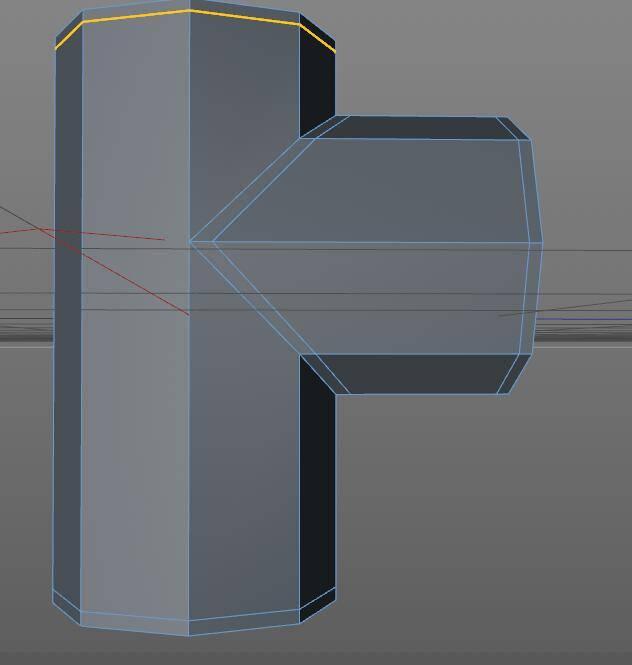 CINEMA 4D入门 (6):C4D细分曲面 建模 Slide滑动工具妙用 - R站|学习使我快乐! - 5
