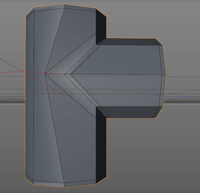 CINEMA 4D入门 (6):C4D细分曲面 建模 Slide滑动工具妙用 - R站|学习使我快乐! - 6
