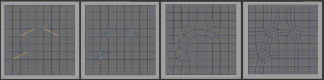 CINEMA 4D入门 (18):干货 C4D 细分曲面 硬表面建模 走线的一些方法总结! - R站|学习使我快乐! - 2