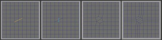 CINEMA 4D入门 (18):干货 C4D 细分曲面 硬表面建模 走线的一些方法总结! - R站|学习使我快乐! - 5