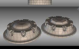 CINEMA 4D入门 (19):干货 C4D 细分曲面 硬表面建模的布线技巧(6)