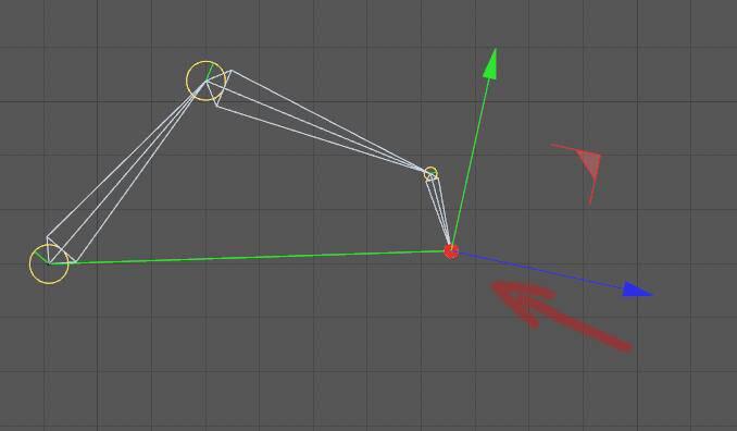 CINEMA 4D入门 (28):C4D 骨骼之IK绑定(反向运动)01 - R站|学习使我快乐! - 3