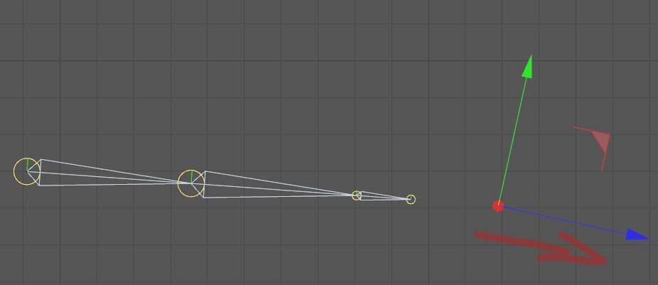 CINEMA 4D入门 (28):C4D 骨骼之IK绑定(反向运动)01 - R站|学习使我快乐! - 4