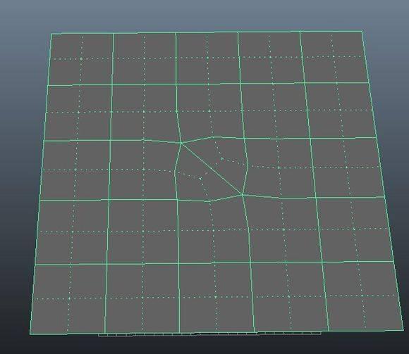 CINEMA 4D 入门 (34):C4D 基础 硬表面建模之 Points – Edges – Ploygons(点、线、面) 的基础 - 2  三边形&四边形 - R 站|学习使我快乐! - 3