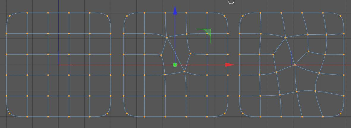 CINEMA 4D 入门 (35):C4D 基础 硬表面建模之 Points – Edges – Ploygons(点、线、面) 的基础 – 3 极点与布线 - R 站|学习使我快乐! - 4