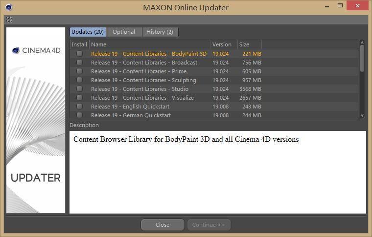Win/Mac版- 三维软件 Maxon Cinema 4D Studio R19.0.68 RELEASE 多国语言正式PJ版(含序列号&预设库) 免费下载 - R站|学习使我快乐! - 5
