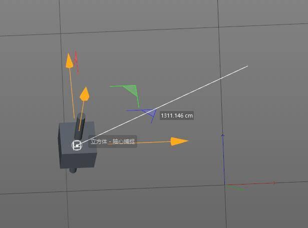 CINEMA 4D入门 (47):C4D 坐标轴系统 快速准确的对齐大法 – 7 - 捕捉对齐 - R站|学习使我快乐! - 2