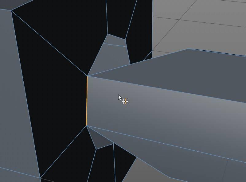 CINEMA 4D入门 (61):C4D 建模基础 连接对象/焊接/缝合 - R站|学习使我快乐! - 8