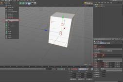 CINEMA 4D入门 (67):C4D 运动图形 – 克隆工具 之 线性克隆