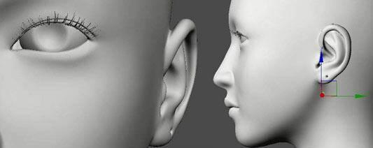 实用:人体3D模型 - 王康慧模型布线理论 - 1(布线前的准备工作) 转载 - R站|学习使我快乐! - 2