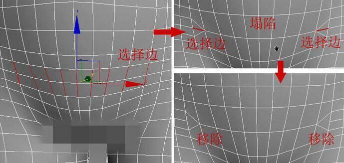 实用:人体3D模型 - 王康慧模型布线理论 - 3(具体模型布线实例分析) 转载 - R站 学习使我快乐! - 9