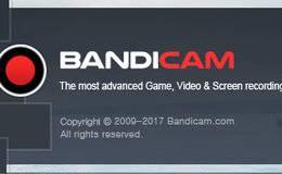 游戏视频录制神器:Bandicam v4.1.3. 1400 (附:3.4/2.4) 免授权绿色便携版 免费下载
