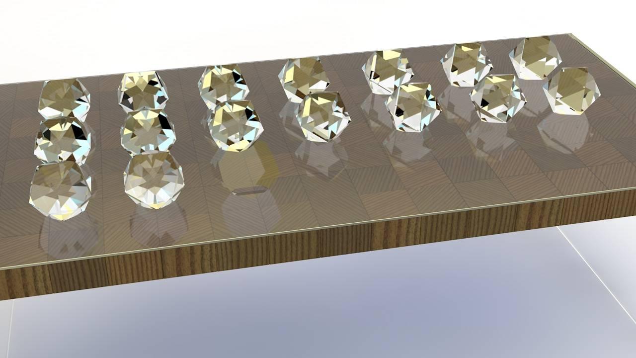 CINEMA 4D入门 (84):C4D渲染基础2 - 透明玻璃材质 - R站|学习使我快乐! - 3