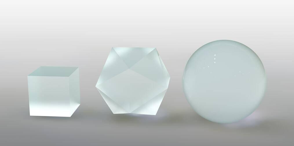 CINEMA 4D 入门 (85):C4D 渲染基础 3 - 半透明玻璃材质 - R 站|学习使我快乐! - 4