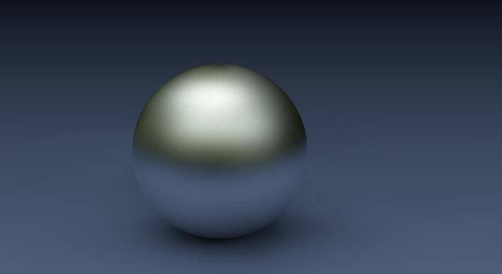 CINEMA 4D入门 (90):C4D渲染基础9 – C4D亚光金属材质 - R站|学习使我快乐! - 4