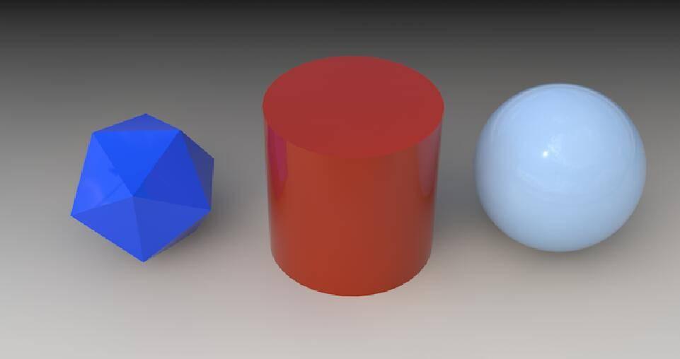 CINEMA 4D入门 (93):C4D渲染基础12 – C4D塑料质感材质 - R站 学习使我快乐! - 3