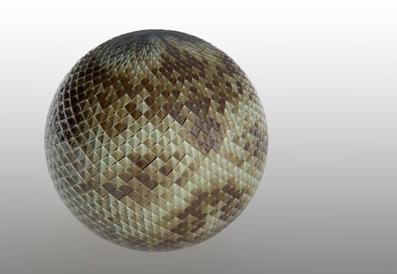 CINEMA 4D入门 (95):C4D渲染基础14 – C4D凹凸贴图材质(砖石、地面、皮革、木地板) - R站|学习使我快乐! - 4