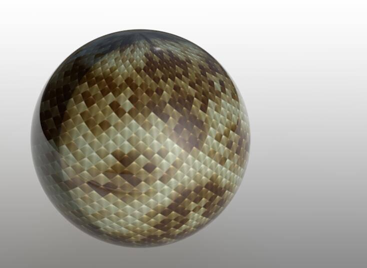 CINEMA 4D入门 (95):C4D渲染基础14 – C4D凹凸贴图材质(砖石、地面、皮革、木地板) - R站|学习使我快乐! - 5