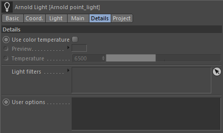 Arnold(C4DToA)阿诺德渲染教程(2) - Lights 灯光公共参数及色温 - R站|学习使我快乐! - 12