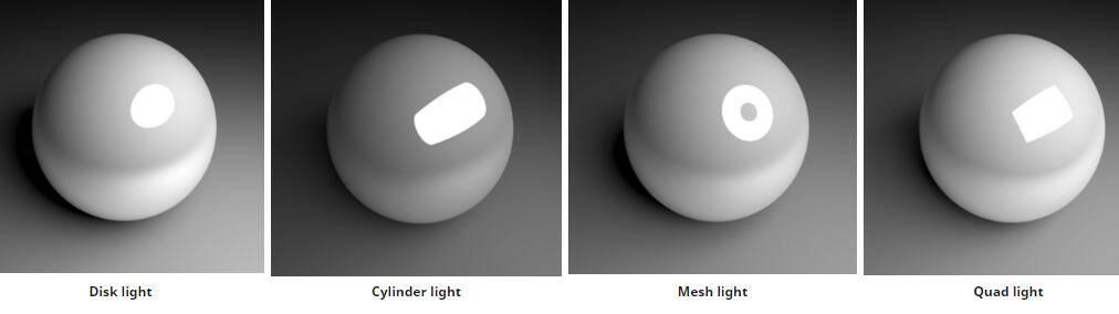 Arnold(C4DToA)阿诺德渲染教程(2) - Lights 灯光公共参数及色温 - R站|学习使我快乐! - 3