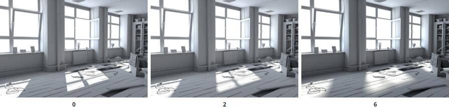 Arnold(C4DToA)阿诺德渲染教程(3) - Lights 灯光(圆柱光、平行光、IES光、点光) - R站|学习使我快乐! - 2