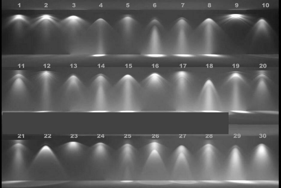 Arnold(C4DToA)阿诺德渲染教程(3) - Lights 灯光(圆柱光、平行光、IES光、点光) - R站|学习使我快乐! - 4