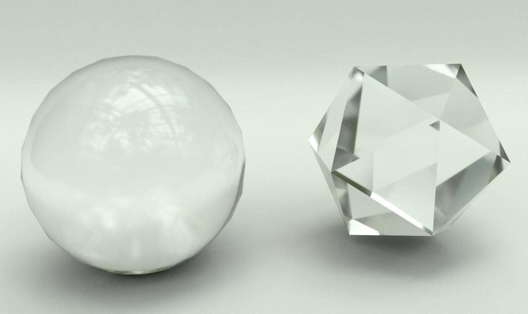 Arnold(C4DToA)阿诺德渲染教程(16) – 透明玻璃材质 - R站|学习使我快乐! - 4