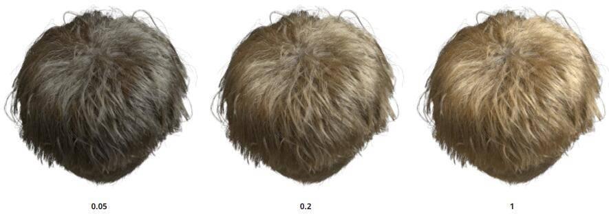 Arnold(C4DToA)阿诺德渲染教程(21) – 标准毛发材质 standard_hair - R站|学习使我快乐! - 3
