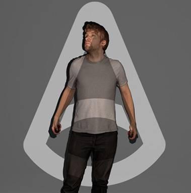 Arnold(C4DToA)阿诺德渲染教程(31) – 聚光灯过滤器 gobo - R站|学习使我快乐! - 1