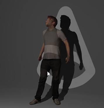 Arnold(C4DToA)阿诺德渲染教程(31) – 聚光灯过滤器 gobo - R站|学习使我快乐! - 2