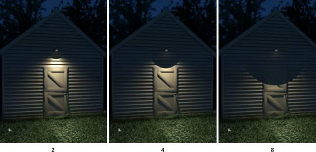 Arnold(C4DToA)阿诺德渲染教程(33) – 灯光衰减 light_decay - R站|学习使我快乐! - 3