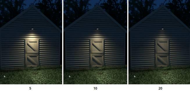 Arnold(C4DToA)阿诺德渲染教程(33) – 灯光衰减 light_decay - R站|学习使我快乐! - 4