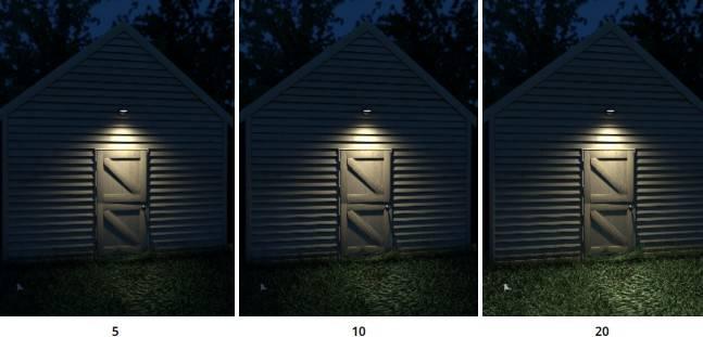 Arnold(C4DToA)阿诺德渲染教程(33) – 灯光衰减 light_decay - R站|学习使我快乐! - 5