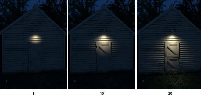 Arnold(C4DToA)阿诺德渲染教程(33) – 灯光衰减 light_decay - R站|学习使我快乐! - 6