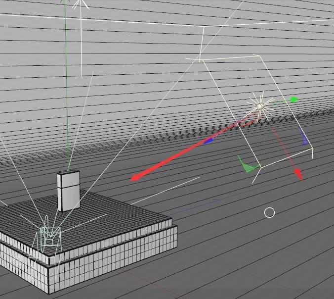 Arnold(C4DToA)阿诺德渲染教程(55) – 高光与灯光 的交互 - R站|学习使我快乐! - 1