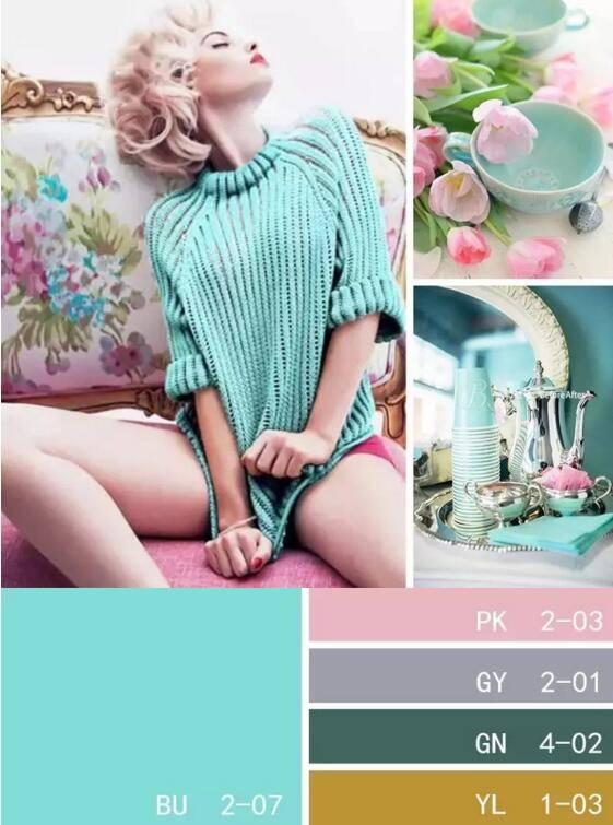 唯美Tiffany蓝,浪漫永不散场,最美的十组Tiffany(蒂芙尼)蓝配色方案 - R站|学习使我快乐! - 7