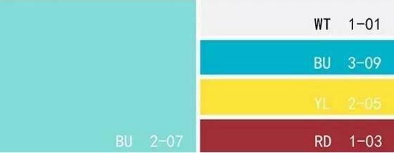 唯美Tiffany蓝,浪漫永不散场,最美的十组Tiffany(蒂芙尼)蓝配色方案 - R站|学习使我快乐! - 6