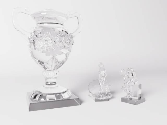 Corona渲染器教程(5):  基础玻璃材质设置 - R站|学习使我快乐! - 1