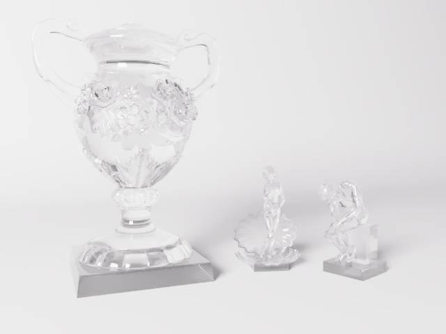 Corona渲染器教程(5):  基础玻璃材质设置 - R站|学习使我快乐! - 3