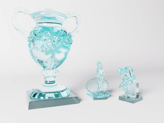 Corona渲染器教程(5):  基础玻璃材质设置 - R站|学习使我快乐! - 5