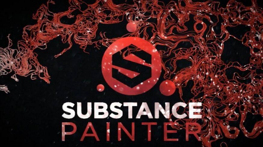 大名鼎鼎的三维PBR纹理材质制作软件Allegorithmic Substance Painter 2020 7.1.1/6.2.2/3.2 Win/MAC 破解版免费下载 附:集成插件