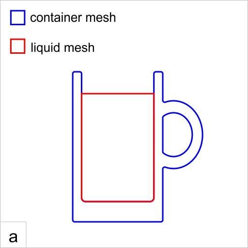 Corona 渲染器教程(12): 如何在透明容器里对液体进行建模? - R 站|学习使我快乐! - 1