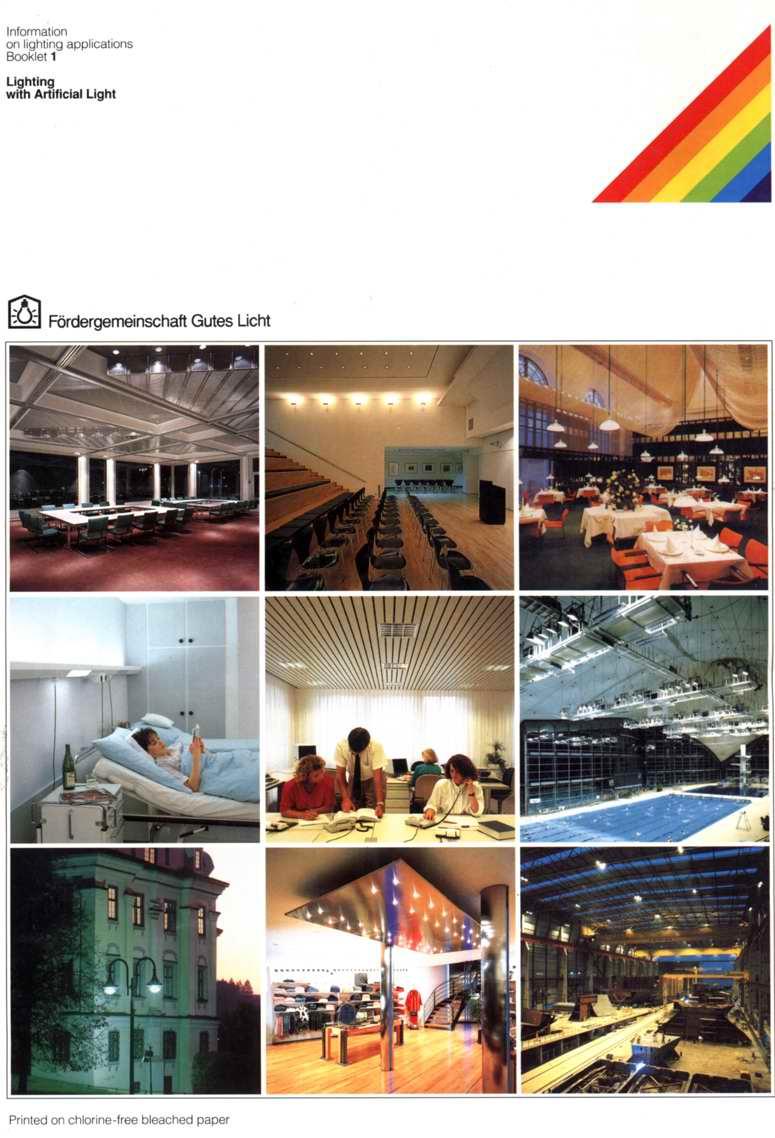 照明设计教程:人造光照明专业教程--(中英文对照版) (多图附:下载) - R站|学习使我快乐! - 12