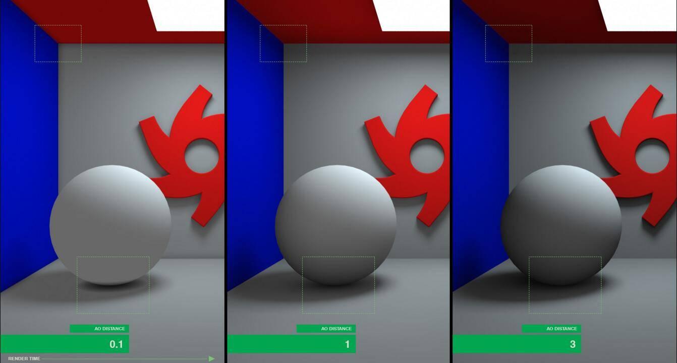 OctaneRender 渲染器入门教程(5):Kernels 核心 – 设置参数与渲染效果参考 - R 站|学习使我快乐! - 5