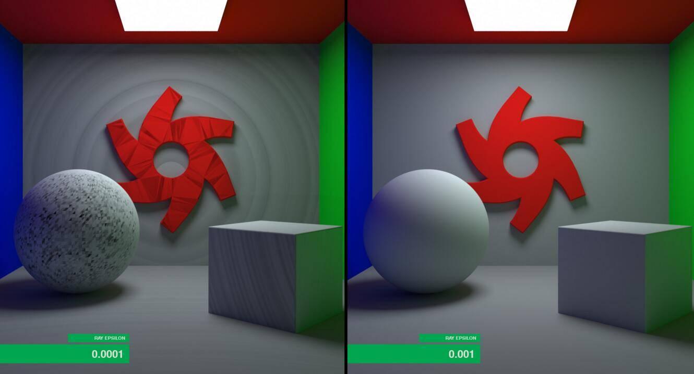 OctaneRender 渲染器入门教程(5):Kernels 核心 – 设置参数与渲染效果参考 - R 站|学习使我快乐! - 7
